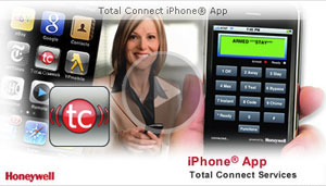 Total Connect iPhone App from Honeywell